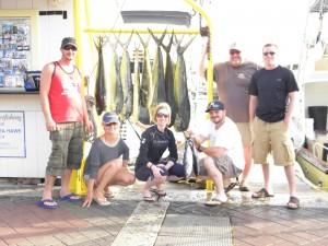 oahu deep sea fishing