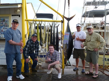 """honolulu hawaii deep sea fishing"""
