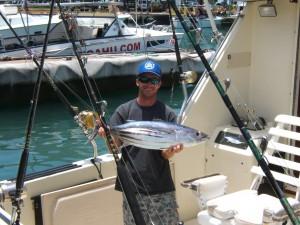 honolulu oahu deep sea fishing