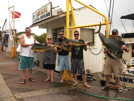 oahu sport fishing charter honolulu