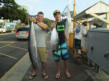 oahu deep sea fishing waikiki charter