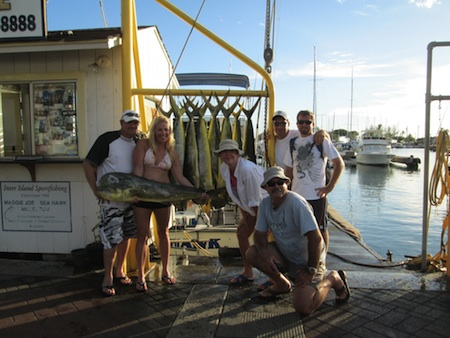 oahu deep sea fishing hawaii charter