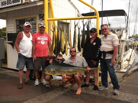 oahu sport fishing hawaii charter