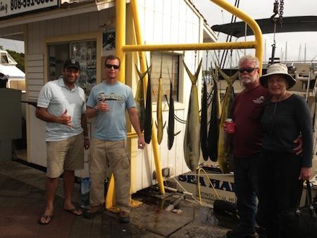 oahu deep sea fishing charter honolulu