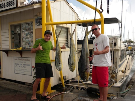 oahu sport fishing charter honolulu
