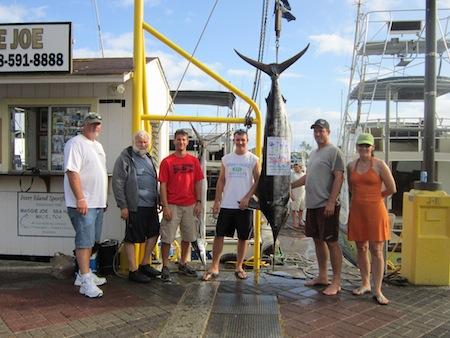 oahu deep sea fishing charter