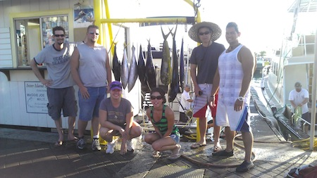 oahu deep sea fishing charter hawaii tour