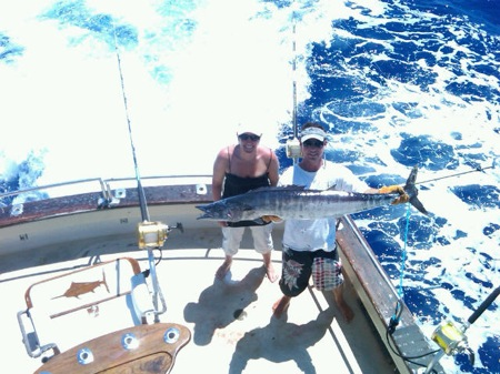 Honolulu Deep Sea Fishing Ono