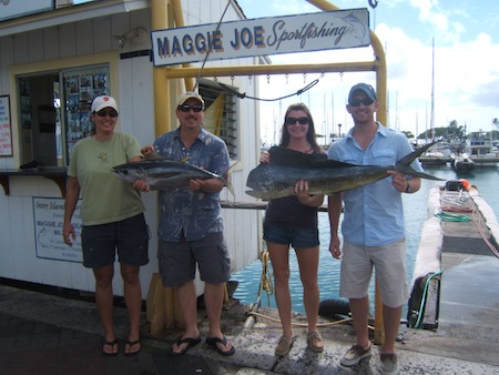 ruckus-1-mahi-and-1-shibi-angler-jessica-with-husband-jr-and-along-with-phil-and-joan