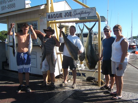 ruckus-3-mahi-biggest-one-39lb-bull-a-baracuda-2-shibi-and-an-aku-anglers-glen-and-his-wife-ruth-also-anglers-willy-and-kerry